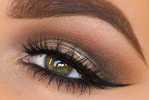 Brązowe oczy