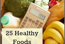 Healthy foods for us