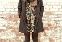 Coco & jumpers / Fashion ideas for autumn
