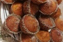 Kürtős kalács muffin