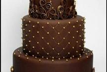 ChocolateWedding Cakes!