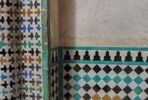 pattern / azulejos