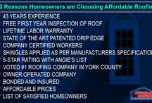 12 Reasons Homeowners are Choosing Affordable Roofing
