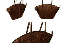 Handbags by Raravis / Handbags are for a dress like pepper to a dish! (P.A.)