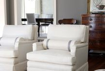 living spaces / living rooms, family rooms, and the like