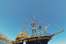 SAILING || Holidays / A collection of tour operators and trip organizers that have adventure sailing holidays on offer.