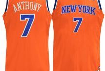 New York Knicks / New York Knicks jerseys, shirts, hats, home gear, and pictures of the Knicks.