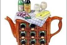 miniture teapots