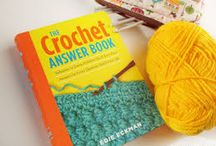 Helpful Books / At Knitting to Know Ewe we have plenty of books to help maximize your knitting or crocheting skills!
