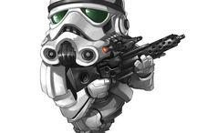 Star Wars PICs Clone