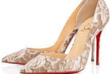 Bridal Shoes / Trendiest shoes from international designers