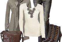 Gray slinky jacket