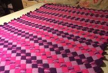 tanisian crocheting
