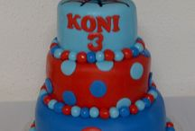 Yeesh! birthday cakes
