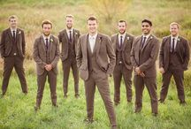 WEDDINGS / The ideal suit/tux for any man ready to commit his heart to his one true love.