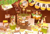 Compleanno Francesco / Idee per il primo compleanno di Francesco