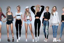 ts4 Sety Clothes
