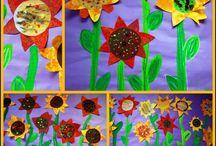 School:  Art/Craft Activities / by Shirley Lollar