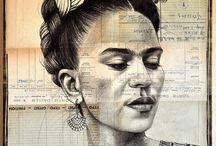 Frida mi único amor #kahlo