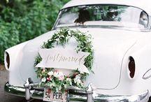 samochod dekoracje