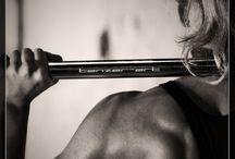 Femme Muscles Shoot