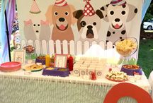 puppy theme party