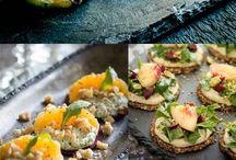 raw vegan finger food