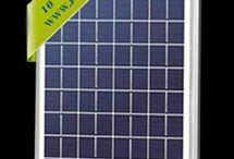 Solar Panel Polycrystallin 10 WP 12 Volt