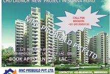 Chd new New Luxury project on Sohna Road Gurgaon