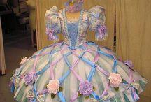Балетные костюмы