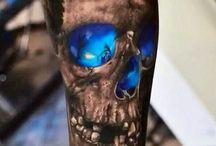 Scull Tattoo