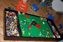 Lego plank