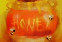 Bees bees bees :) / by Emmalea Huff