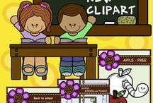CLIPART - SCHOOL