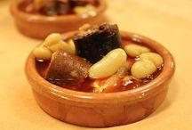 Gastronomía / Jornadas Gastronómicas, Platos, Recetas..