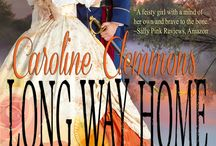 Long Way Home / A soldier in the Civil War slowly makes his way home after escaping from a Union Prison.  Civil War, sweet, soldier, adventure, romance