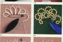 Embroidery Tatting