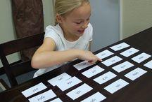 Language arts kindergarten / by Becky Saunders