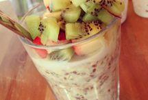 Overnight oats/Breakfast