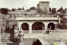 Roma, Italia / Old Photos of the Eternal City