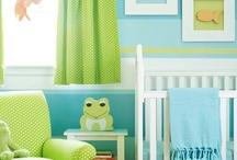 Nursery Ideas / by Jenna Rogers