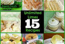 Bountiful Basket Recipes/Ideas