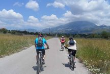There are so many outdoor activities in this area, and #mountain #biking is one great such activity. / There are so many #outdoor #activities in this area, and #mountain #biking is one great such #activity. Get to know the #nature around #Steni and #Central #Evia, and meet with the #locals too!