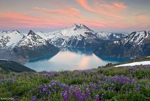 Garibaldi Park, British Columbia, Canada / Planning a trip to Garibaldi park later the summer, this the view I am looking forward to seeing.