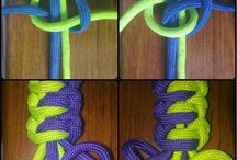 Crafts - Knotted knots