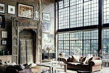 Inspirasjon store vinduer