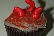 Devil themed Birthday BBQ / Friend turns 30 on June 6th, born at 6pm. Devil themed is kinda a given