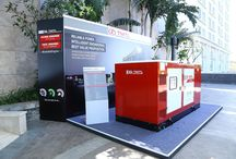 TMTL - New Genset Series Launch / TAFE Motors and Tractors Limited recently launched a whole new series of most advanced #SilentGensets in the presence of Ms.Mallika Srinivasan, Chairman - TMTL and other company officials. These gensets are powered by #IndiaKaEngine to offer the best value proposition for the customers.  #TMTLEngines #EicherEngines