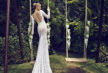 Wedding dress mermaid full lace