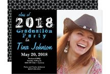 Graduation Party Ideas / Need inspiration for a graduation party? Find it here with these great party and gift ides for your 2018 graduation and beyond.